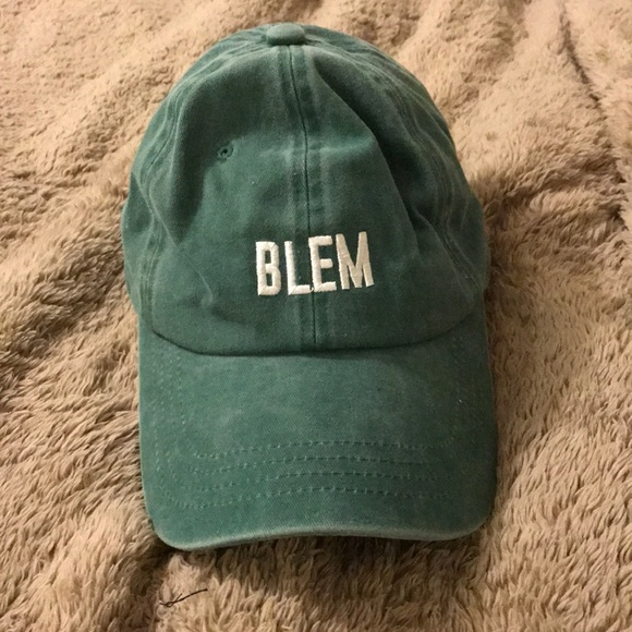 "new product 8d4ac 9f622 Drake More Life ""blem"" dad hat"